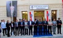 TÜRK POLİS TEŞKİLATI - Alaçatı Şehit Doğan Sakarya Polis Merkezi Törenle Açıldı