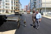 GÖKHAN KARAÇOBAN - Alaşehir'de Asfalt Çalışmaları Sürüyor