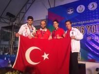 FEDERASYON BAŞKANI - Ataşbak Açıklaması 'Kentimizden İki Dünya Şampiyonu Çıkmasının Gururunu Yaşıyoruz'