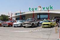 KLASİK OTOMOBİL - Auto Motor & Sport Klasik Otomobilcilerin Durağı Akhisar Oldu