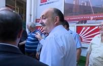 Bakan CHP Teşkilatını Ziyaret Etmek İstedi Ama...