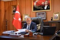 SU SIKINTISI - Belediye Başkanı Kutlu'dan Su Açıklaması