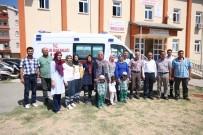 SAĞLıK SEN - Beyşehir'e Son Model 112 Ambulansı