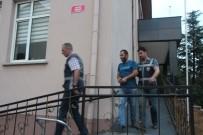 ADLIYE SARAYı - Bilecik'te FETÖ'dan İhraç Edilen 3 Emniyet Personeli Savcılık Karşısına Çıktı