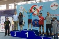 KAĞıTSPOR - Büyükşehirli Berfin, Avrupa Şampiyonası'nda