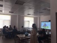 EKONOMİK BÜYÜME - 'Çalışma Hayatında Kadın Erkek Fırsat Eşitliği' Eğitimleri Devam Ediyor