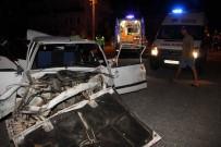 PEKIN - Fethiye'de Trafik Kazası Açıklaması 6 Yaralı