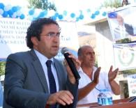 İBRAHIM TAŞYAPAN - Gevaş Belediye hizmet binası törenle açıldı