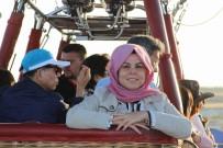 ATATÜRK EVİ - Kapadokya'da Turist Sayısı Yüzde 44 Düştü