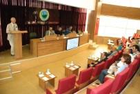 MUSTAFA TAŞ - Kayyum Heyeti İlk Toplantıyı Gerçekleştirdi
