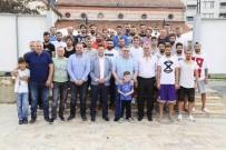 YEREL YÖNETİM - Kesimoğlu'ndan Kırklarelispor'a Moral Kahvaltısı