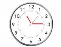 KIŞ SAATİ - Kış saati uygulaması kaldırıldı