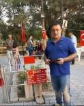 MAHMUT TUNCER - Mahmut Tuncer, Ömer Halisdemir'in Mezarını Ziyaret Etti