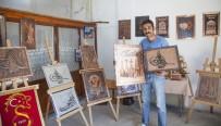 HAT SANATı - Merakla Başladı Sanatında Ustalaştı