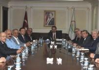 Muğlalı Birlik Başkanları Ankara'ya Taşınıyor