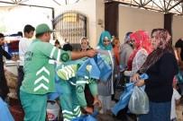 MUHTARLIKLAR - Şahinbey 260 Bin Adet Atık Poşeti Dağıttı