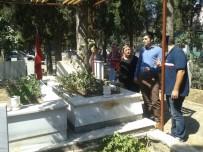KARAAĞAÇ - Salihli Mezarlıklarındaki Sorunlar Ortadan Kalkacak