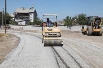 TARAŞÇı - Seydişehir Belediyesi Yol Çalışmalarına Devam Ediyor