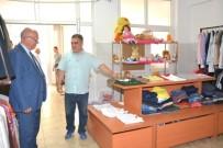 ALIM GÜCÜ - Süleymanpaşa Belediyesi Her Bayram Olduğu Gibi Bu Bayramda Da Yanınızda