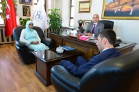 ALİ KORKUT - Taşkesenlioğlu'ndan Korkut'a Ziyaret