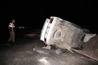 KAPAKLı - Tekirdağ'da Trafik Kazası Açıklaması 1 Yaralı