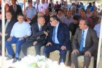 YARGITAY BAŞKANI - Türkiye'nin İlk Zeytin OSB Alt Yapı Temeli Burhaniye'de Atıldı