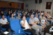 RECEP YAZıCıOĞLU - Türkiye'nin 'Süper Valisi' Merhum Yazıcıoğlu Baba Ocağı Söke'de Anıldı