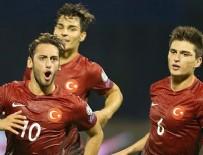 A MİLLİ FUTBOL TAKIMI - Türkiye-Ukrayna maçı biletleri satışta