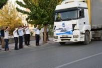 MAKEDONYA - Yunusemre Belediyesi Makedon Soydaşlarını Unutmadı