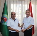 MEHMET AKıN - Yüreğir Ziraat Odası Başkanı Doğan'dan Kızılay'a Kurban Bağışı