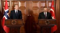 THORBJORN JAGLAND - 'AB Üyeliği Bizim En Stratejik Önceliğimiz Olmuştur'