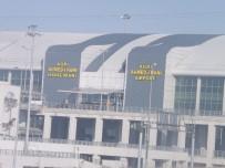 AHMED-I HANI - Ahmed-İ Hani Havalimanı'nda 24 Bin 256 Yolcuya Hizmet Verildi