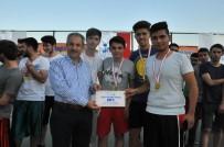 AKŞEHİR BELEDİYESİ - Akşehir'de Sokak Basketbolu Turnuvası Ödül Töreniyle Sona Erdi