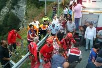 Artvin'de Trafik Kazası  Açıklaması 1 Ölü