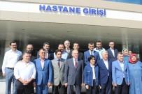 BİLİM SANAYİ VE TEKNOLOJİ BAKANI - Bakan Faruk Özlü'den Düzce'ye Bayram Müjdesi