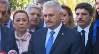 KAMU GÖREVLİLERİ - Başbakan'dan 'Belediyelere Kayyum' Açıklaması