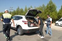OTOBÜS TERMİNALİ - Burdur Polisinden Bayram Kontrolü