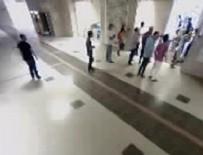 METRO İSTASYONU - Metroda yolcu dehşeti