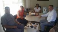 AHMET ŞAHIN - Büyükşehir Muhtarları Dinliyor