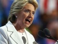 YAHUDI - Clinton'dan İsrail'e güçlü silahlar sözü