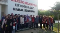 DOĞU TÜRKISTAN - ''Damla Projesi'' Kapsamında 25'İ Türk, 15'İ Yabancı Olmak Üzere 40 Kişiden Oluşan Heyet Bilecik'te