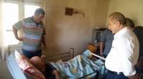 ALI ÇAĞLAR - Didim'de Engelli Vatandaş Bayram Öncesi Sevindirildi
