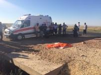 GAZİ YAŞARGİL - Diyarbakır'da Trafik Kazası Açıklaması 1 Ölü, 2 Yaralı