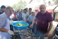 EMEKLİLİK - Emekli Oldu, 120 Kilo Köfte Pişirip Dağıttı