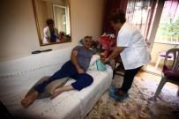 KARTAL BELEDİYESİ - Evde Hemşirelik Hizmeti Hastaların Yüzünü Güldürmeye Devam Ediyor