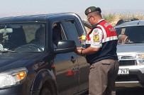 YAKIN TAKİP - Jandarmadan Bayram Öncesi Trafik Denetimi