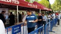 FATİH BELEDİYESİ - Kanuni Sultan Süleyman Anıldı