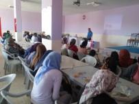 PROMOSYON - Kayseri Ticaret Odası AB Bilgi Merkezi Bünyan Karahıdır Köyü Halkla Diyalog Etkinliği