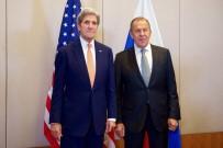 CENEVRE - Kerry Ve Lavrov, Bir Kez Daha Suriye'yi Görüşüyor