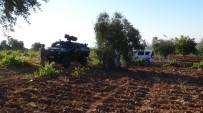 ROKET MERMİSİ - Kilis'e roket mermisi atıldı